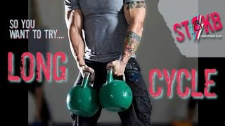 KETTLEBELL Long Cycle Training Joe Daniels Personal Session FULL COMMENTARY with SLOW MO