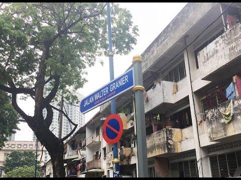 KL Street Names: Jalan Walter Grenier