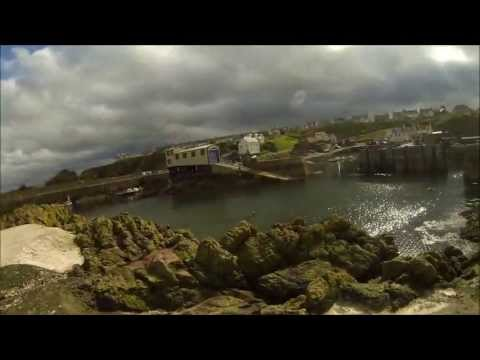 Catherdral Rock Dive, St Abbs