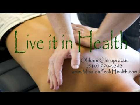 Chiropractor Mission San Jose CA 94539