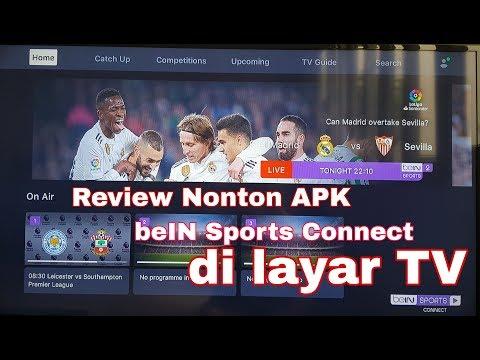 Nonton BeIN Connect Di TV - Firstmedia