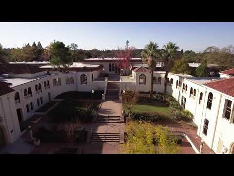 Placer High School (PHS in Auburn, CA) Aerial: November 2020 (PUHSD)