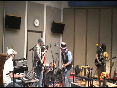 King Of The Tramps Live IPR Studio One