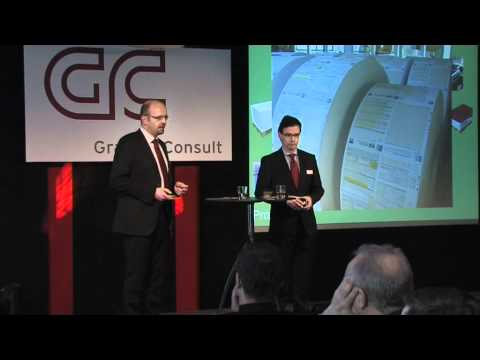 19. GC Führungssymposium 2012 - Vortrag GC Graphic Consult GmbH