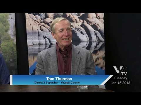 County Wide January 15 2019 Verde Connect - Yavapai County Supervisor Tom Thurman