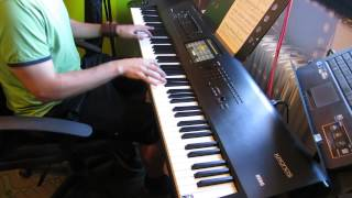 Overture 1928- Dream Theater (keyboard cover)