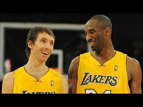 Steve Nash traded to the Lakers! Los Angeles Back on Top in the Western Conference?