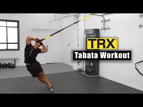 TRX TABATACore Workout