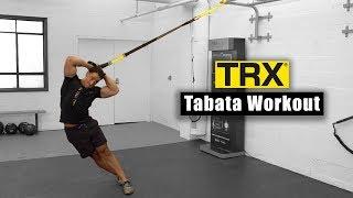 TRX TABATA- Core Workout