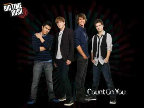 Big Time Rush Feat. Jordin Sparks - Count On You HQ