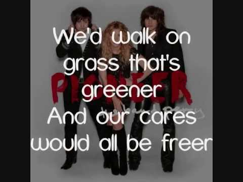 The Band Perry - Mother Like Mine [Lyrics On Screen]
