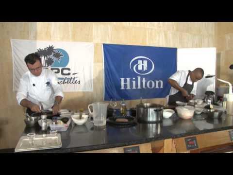 """Concours de cuisine """"Goût de France - Seychelles 2015"""""""