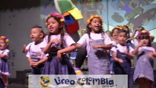 #GÜIPARQUES  Grado Jardin  2018 LICEO COLOMBIA .TV