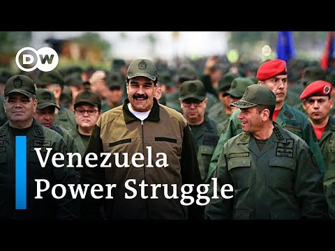 Venezuela's Maduro claims victory over coup attempt | DW News