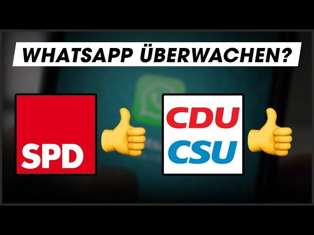 Staatstrojaner: Der große Fail der SPD?
