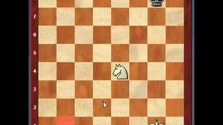Chess Lesson #1, Part C (How to move the King, Knight, and Pawn)