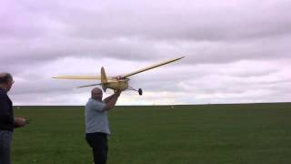 Middle Wallop Vintage Model Flying 22 09 13