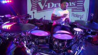 Download Tony Royster Jr. crazy metronome practice with the TD-30. Mp3 and Videos