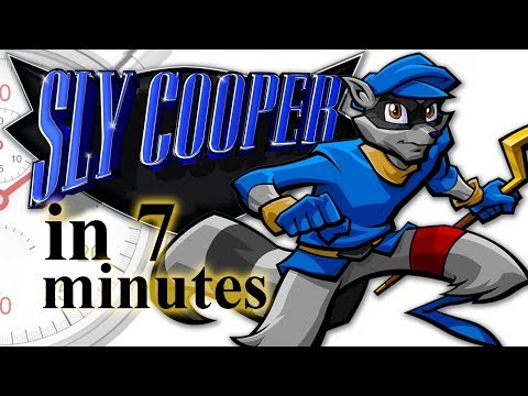 The History Of Sly Cooper | A Brief History