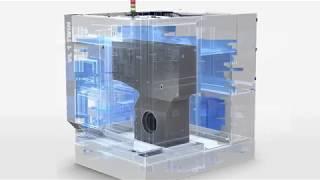 Vertikaldrehmaschine VL 1 TWIN - Hochproduktive Simultanbearbeitung