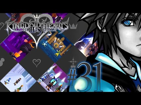 [#31 ENG] Cavern of Remembrance - KINGDOM HEARTS HD 2.5 ReMIX - [KINGDOM HEARTS II FINAL MIX]