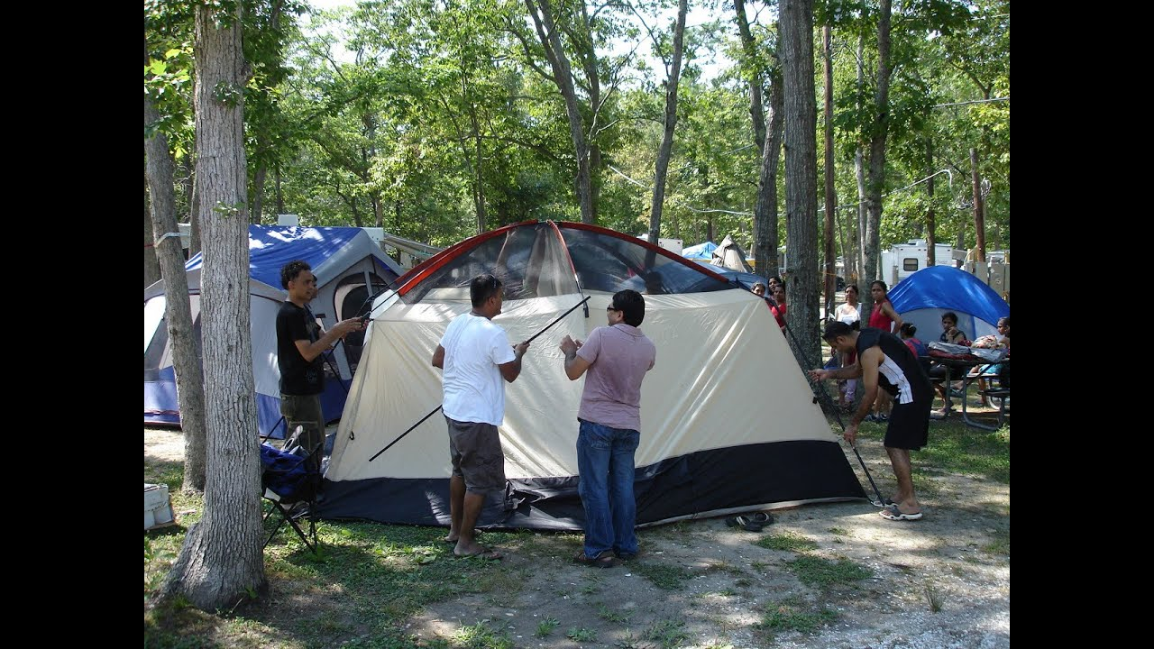 Adventure Bound Camping Resorts - Cape May - YouTube