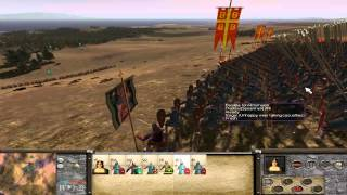 "RTW - Chivalry Mod (2009) - Byzantine Empire 05 ""Holding the frontier"" by Gaming Hoplite"