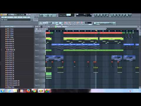 Alice Deejay Back in my Life FL Studio Remake