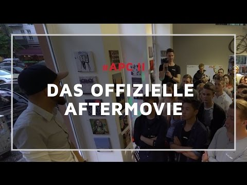 AWESOME PEOPLE Conference II - Das Aftermovie 😍
