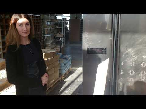 Замена резины на холодильнике