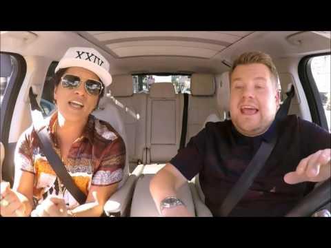 Bruno mars sings