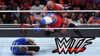 WWE Survivor Series WTF Moments   Triple H Brings Shovels For Days