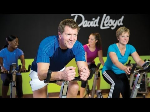 Welcome to The Engine Room from David Lloyd Clubs - Powering a Fitter You