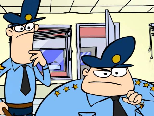 Crime Time: The Barber | Cartoon Thursdays