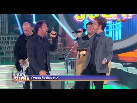 David Bisbal, Hasta el Final  Tu Cara me Suena 2014