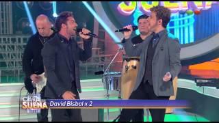 David Bisbal, Hasta el Final - Tu Cara me Suena 2014