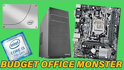 Budget Office PC - December PC Build Plan