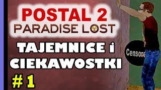 Easter Eggs - Tajemnice i Ciekawostki 26 - Postal Paradise Lost cz.1