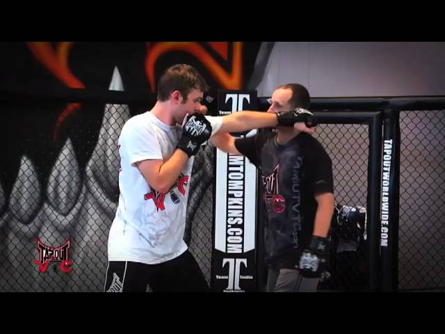 Boxing Training with UNLV Coach Chris Ben