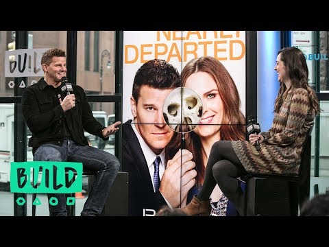 "David Boreanaz Discusses His Fox Hit Show, ""Bones"""