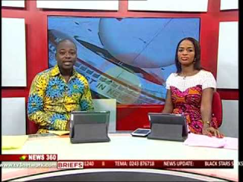 News360 - Ghana Tagged Transit Point For Child Trafficking - 8/2/2015