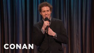 T.J. Miller Stand-Up 12/13/10  - CONAN on TBS