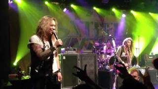 Steel Panther - Community Property - Live in Vancouver
