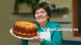 Подгорел бисквит или кекс   что делать?   Рецепт Бабушки Эммы