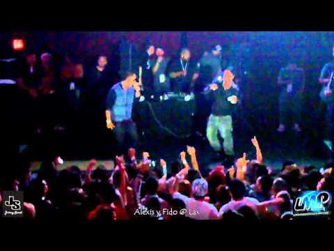 Alexis y Fido Blam Blam En Vivo By JimmySound LMP