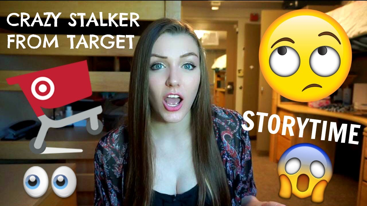 Crazy Stalker From Target Was Obsessed With Me Storytime Youtube