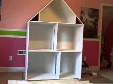 American girl doll house YouTube