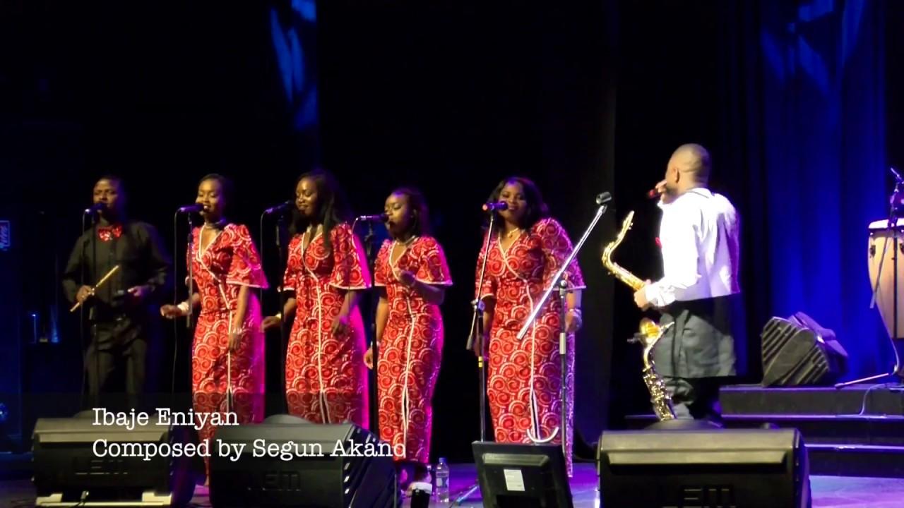 Download Adeniyi Allen-Taylor - Ibaje Eniyan (Oba Nla Concert 2016)