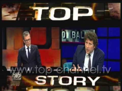 Top Story, 30 Tetor 2014, Pjesa 2 - Top Channel Albania - Political Talk Show