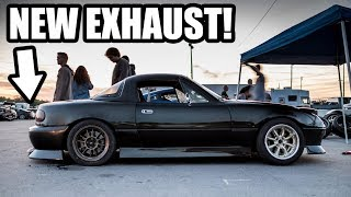 dialing-in-the-ls-miata-she-get-s-a-new-exhaust-and-it-sounds-mean